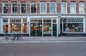 Kringloopwinkel Rataplan Haarlem Zijlstraat pand