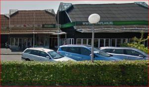 Kringloopwinkel Rataplan Spijkenisse pand