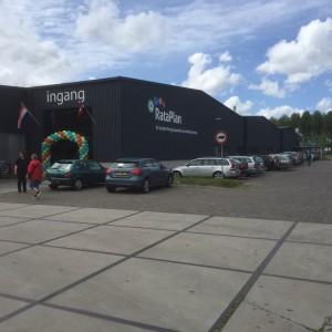Kringloopwinkel Rataplan Wieringerwerf pand