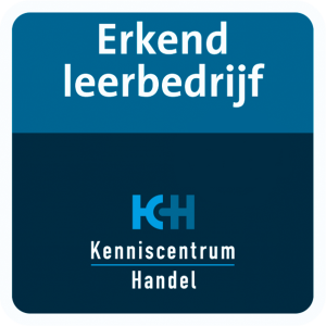 Recognized Leerwerkbedrijf Kenniscentrum Handel