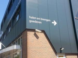 Halen en brengen goederen Rataplan Den Helder