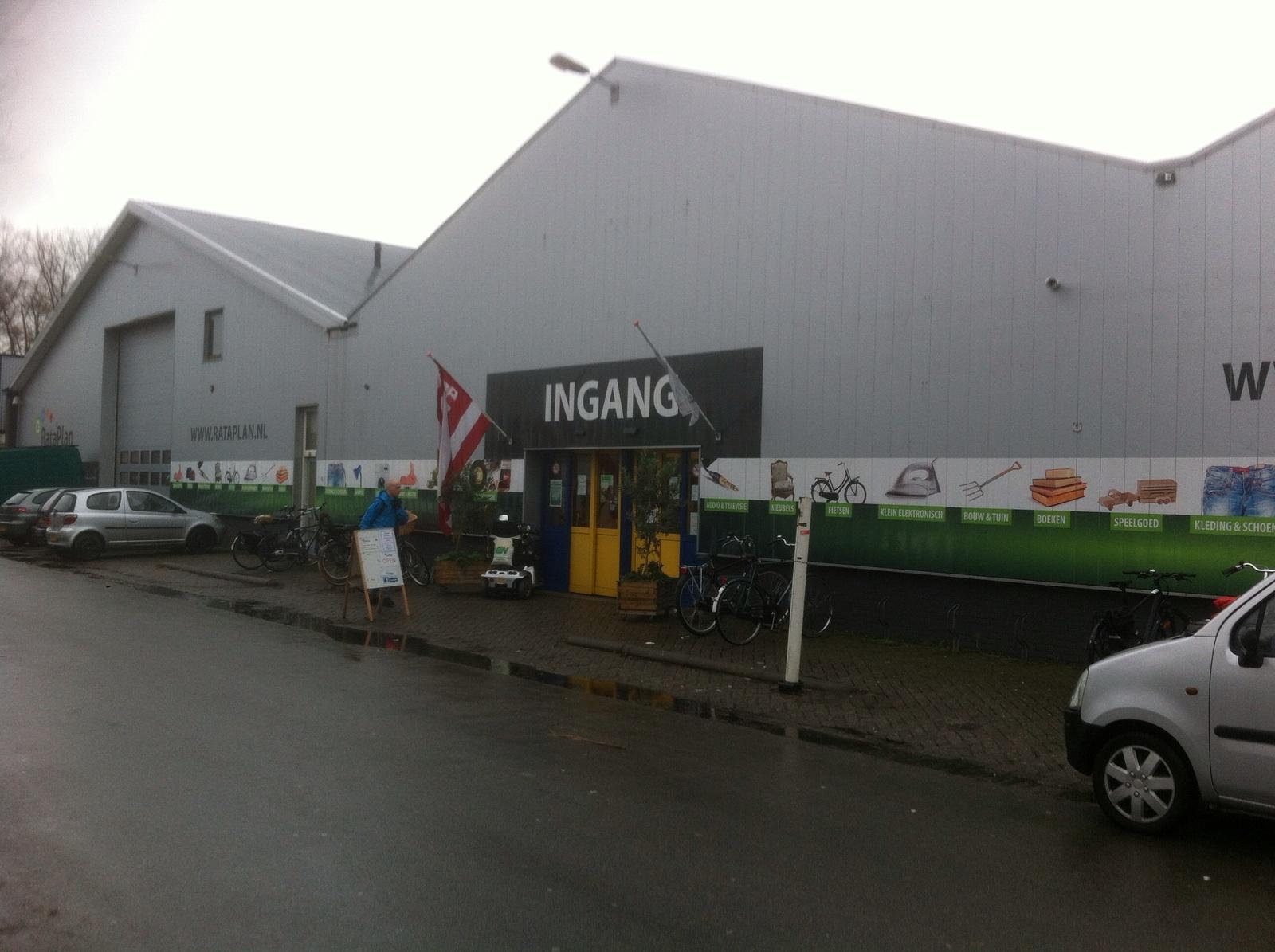 kringloopwinkel rataplan alkmaar - zijperstraat 46-50