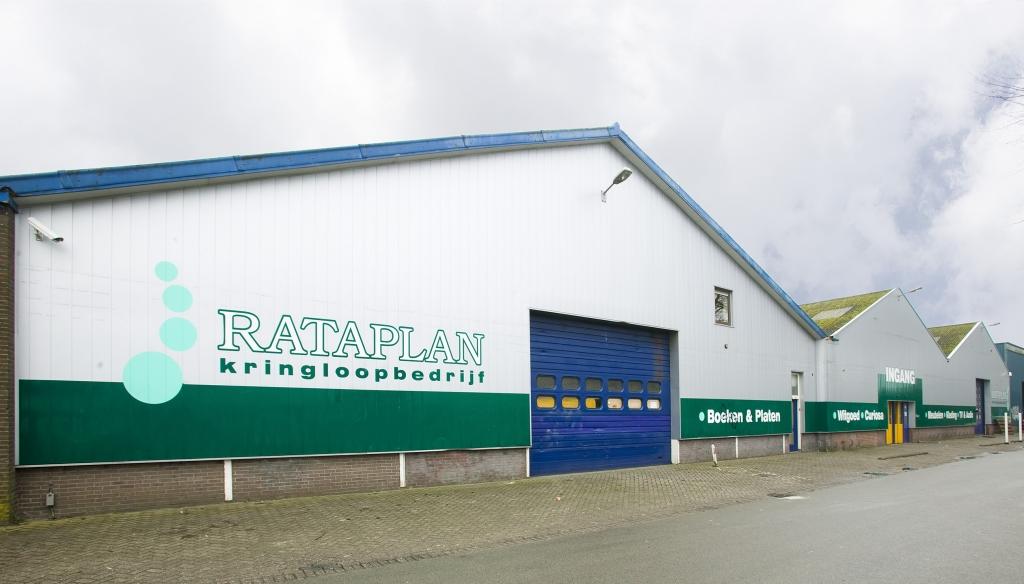 kringloopwinkel rataplan alkmaar pand - rataplan