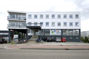 Kringloopwinkel Rataplan Diemen pand
