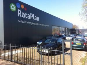 Kringloopwinkel Rataplan Heerhugowaard pand