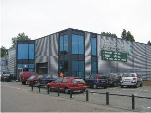 Kringloopwinkel Rataplan Schagen pand