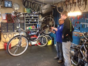Learn and work at Rataplan Fiets