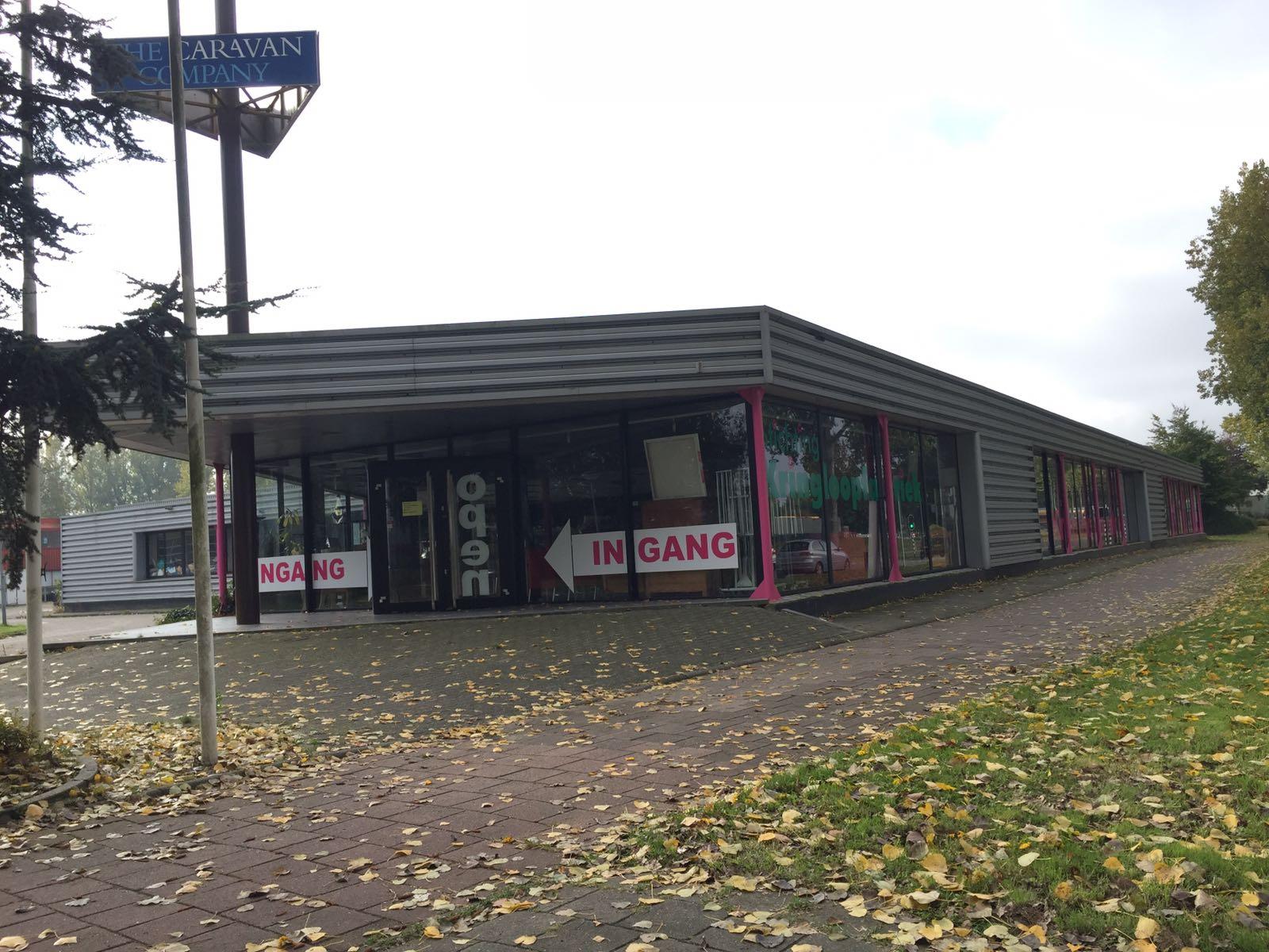 kringloopwinkel rataplan almere - de steiger 51 in almere-haven