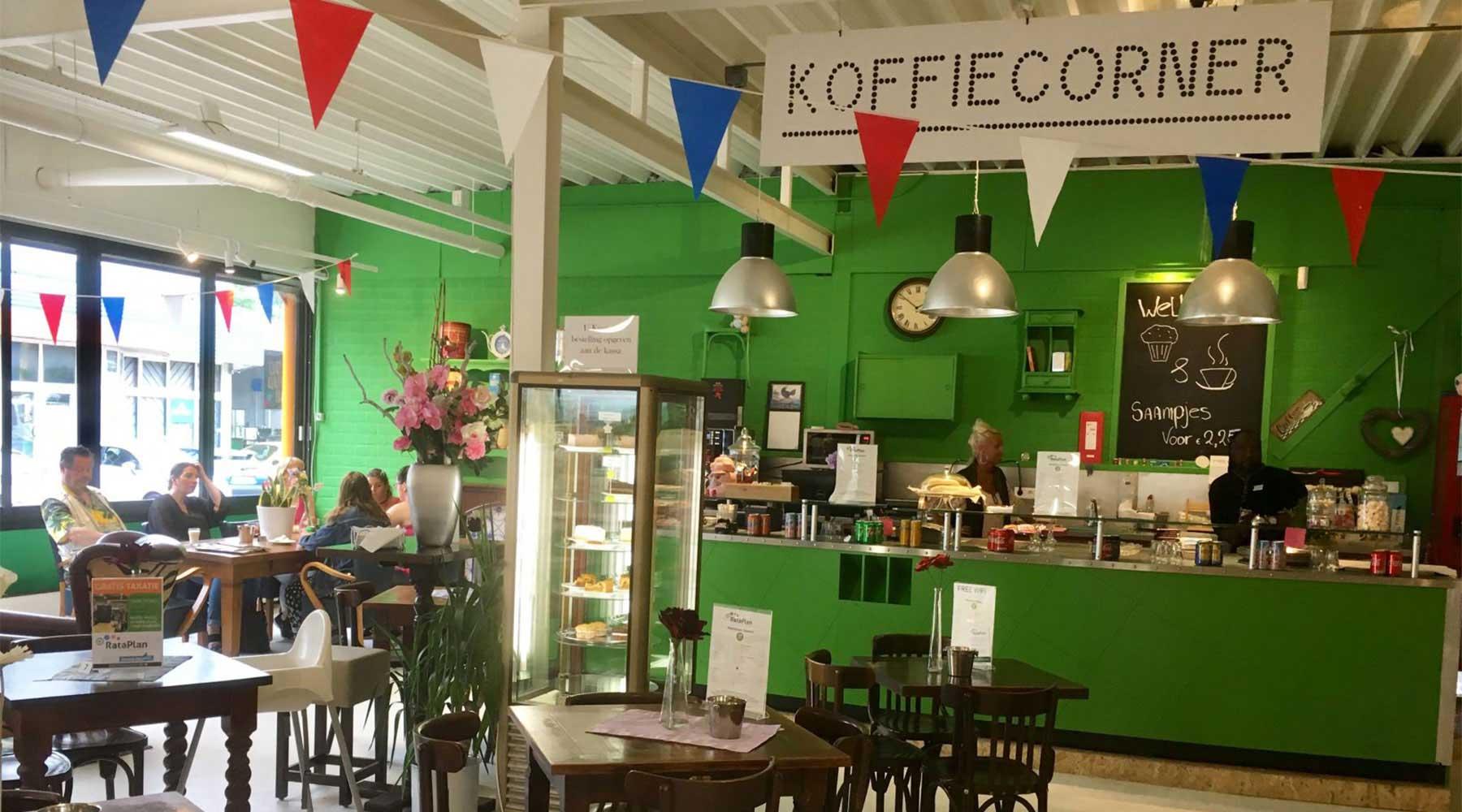 Koffiecorner Almere