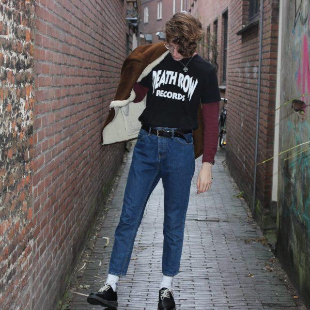Studenten brengen tweedehands kleding onder de aandacht met een fotoshoot
