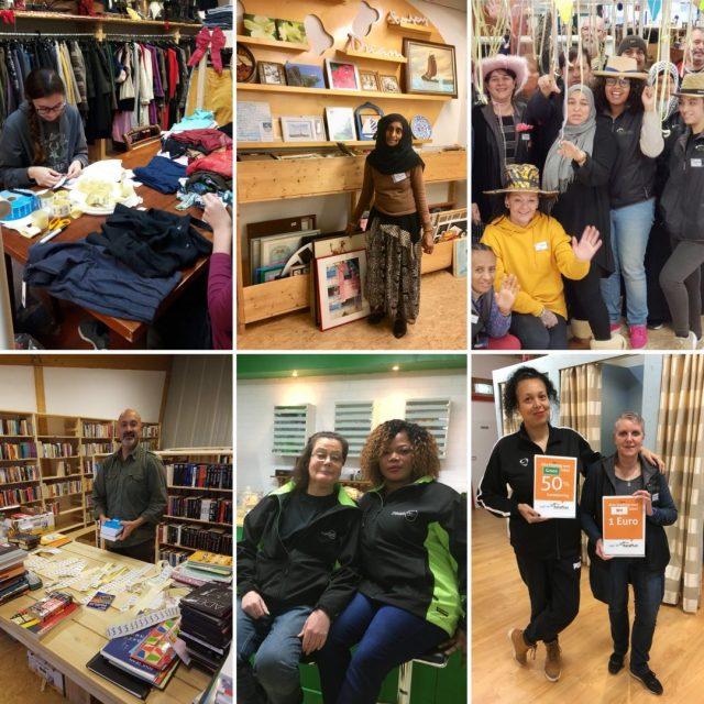 Medewerkers en vrijwilligers zijn het kloppend hart van kringloopwinkel RataPlan