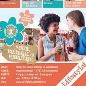 RataPlan sponsort evenementen in Nederland met kringloopartikelen