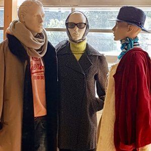 Een winter outfit uit de kringloopwinkel – uniek en nog goedkoop ook – koopzondag 2 september