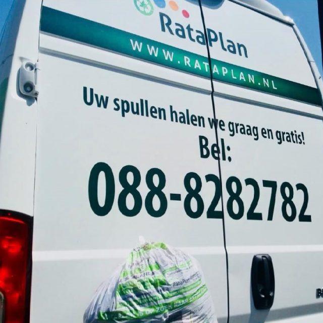 Kringloopwinkel RataPlan gaat goederen ophalen op Texel!